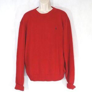 Polo by Ralph Lauren Crewneck Sweater Men Size XL